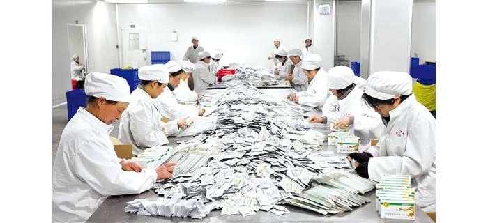 武汉健民随州制药公司 今年开年订单不断