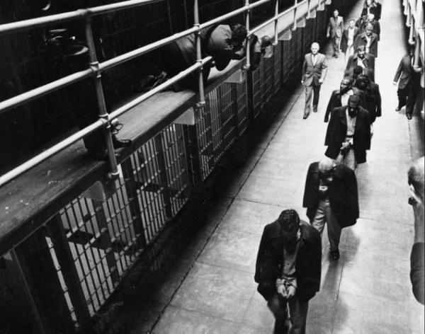 臭名昭著的美国恶魔岛联邦监狱