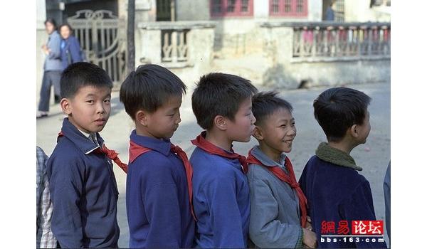 30年前老广州珍贵照片