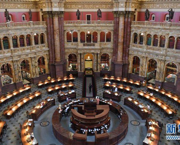 探访国会图书馆
