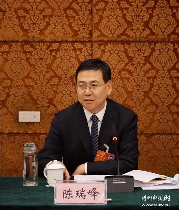 陈瑞峰:升腾干事创业强大气场 继续保持良好发展态势