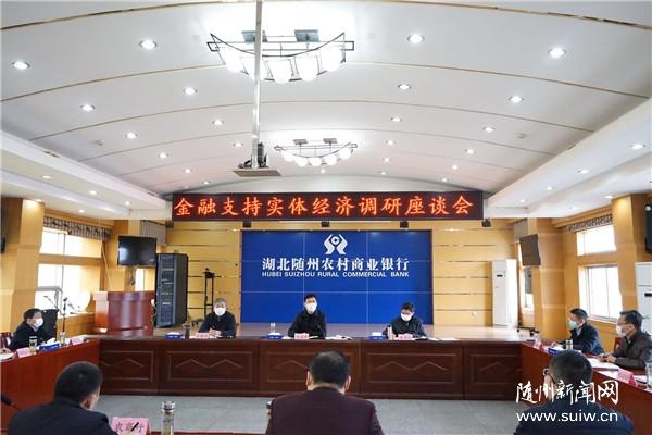 陈瑞峰:加大金融支持实体经济力度
