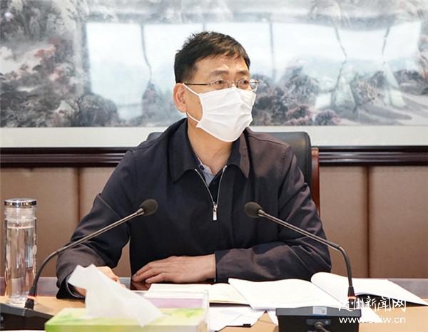 陈瑞峰:全力以赴抓项目扩投资稳增长