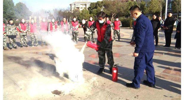 消防应急演练